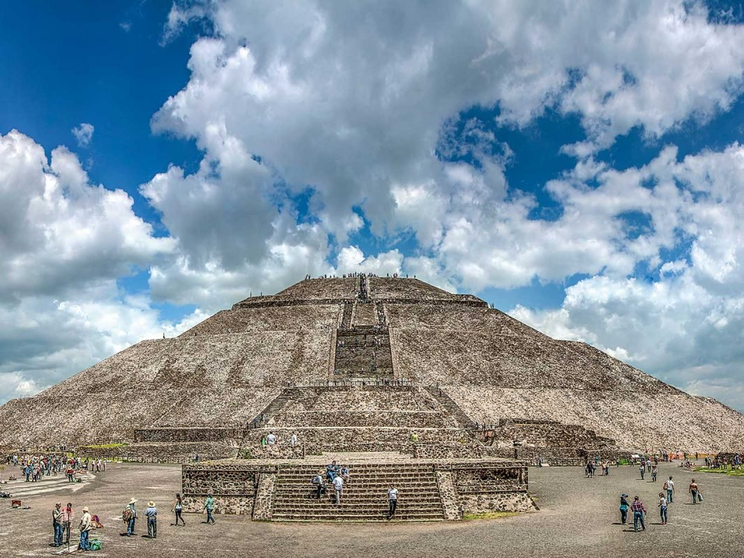Teotihuacán, Patrimonio Cultural de la Humanidad