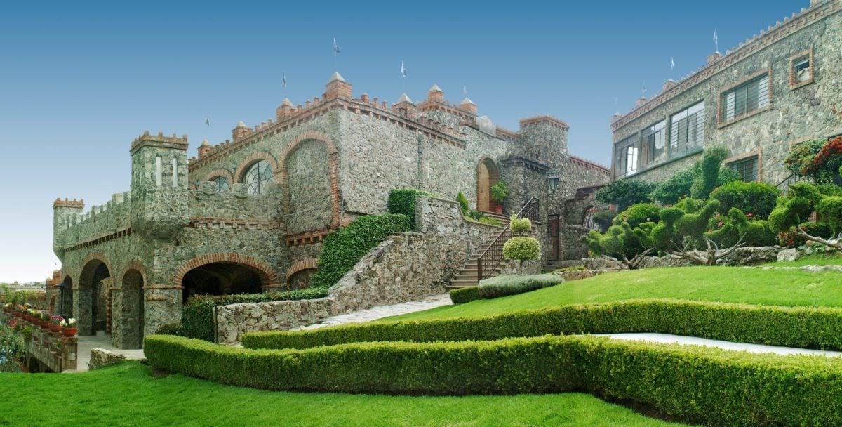 El increíble castillo medieval en Guanajuato en el que puedes hospedarte