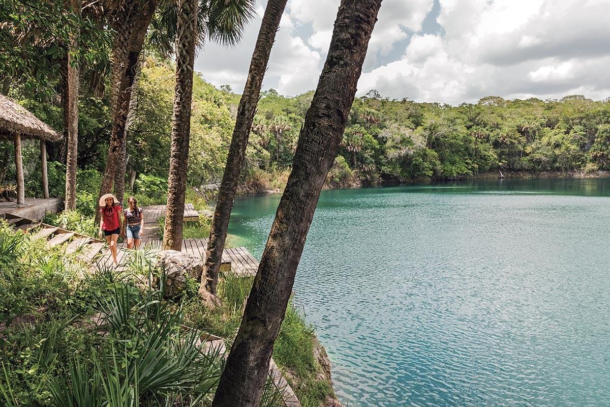 Aldama, alucinante destino turístico para expedicionarios naturalistas