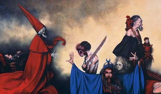 Murió el pintor Rafael Coronel