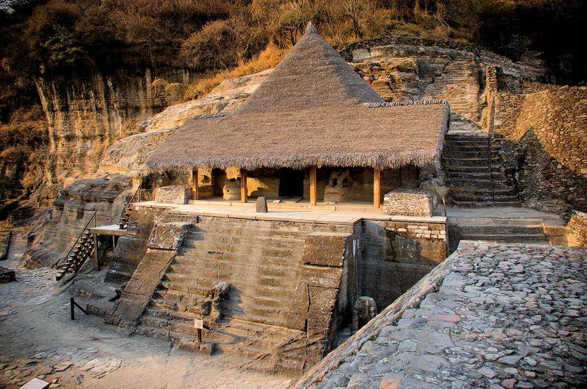Escápate a Malinalco: descubre su convento y su pasado mexica