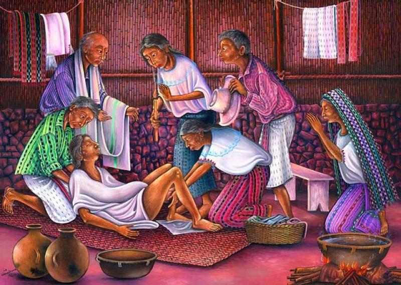 Las parteras mexicanas, un oficio sagrado
