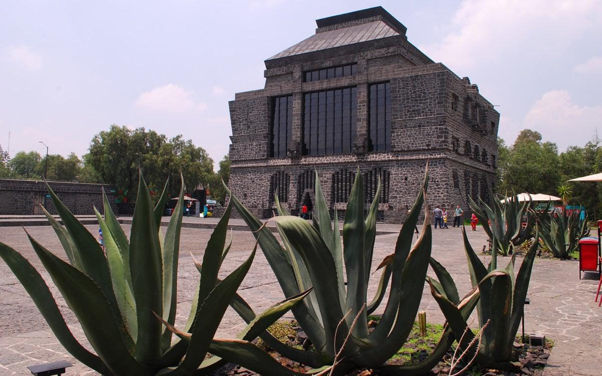 Lugares increíbles poco conocidos de Coyoacán en la CDMX