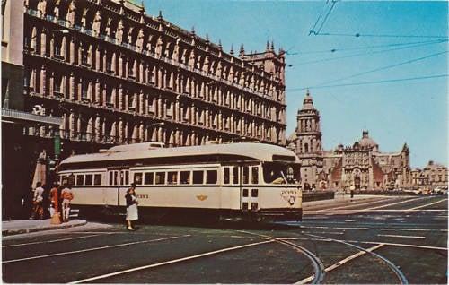 El tranvía de la Ciudad de México, un viaje lleno de nostalgia